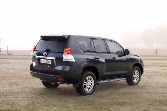 Toyota Land Cruiser Modelljahr 2010