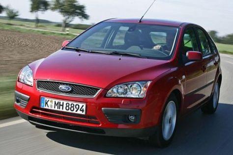 Ford Focus CNG bestellbar