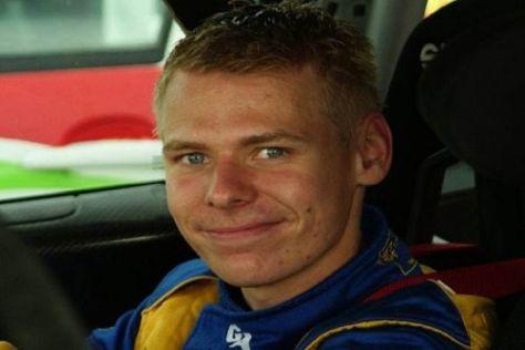 Hermann Gassner jun. holte beim Saisonfinale noch einen P-WRC-Punkt