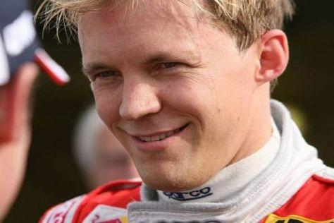 Mattias Ekström zieht es erst nach China, dann geht es nach Norwegen
