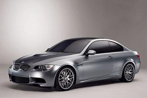 Der neue BMW M3