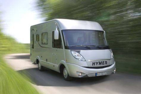 Hymer B 508 SL (2009)