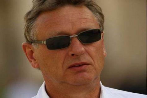 Hermann Tilke ist der geistige Vater der neuen Rennstrecke in Abu Dhabi