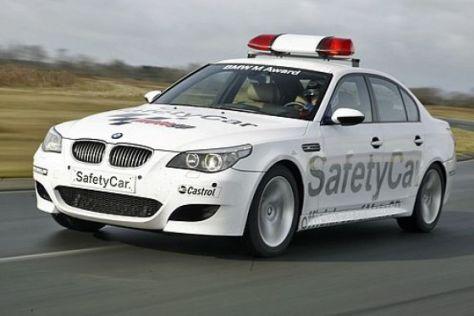 Tracktest BMW M5