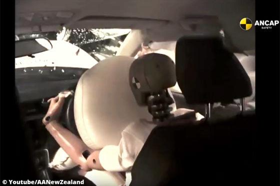 ohne airbag fahren
