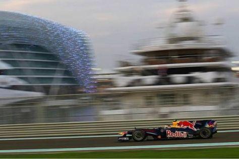 Sebastian Vettel möchte sich den zweiten Platz in der WM-Wertung sichern