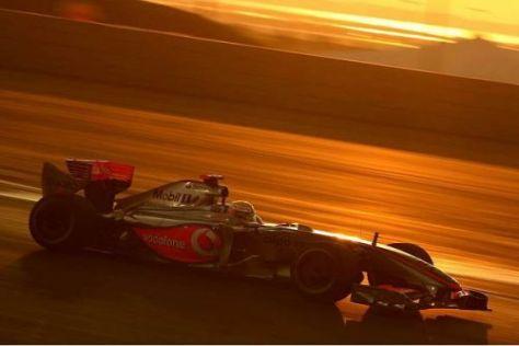Lewis Hamilton erlebte ein dominierendes Qualifying
