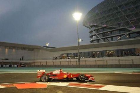 Auch Kimi Räikkönen konnte das Leistungsdefizit nicht egalisieren