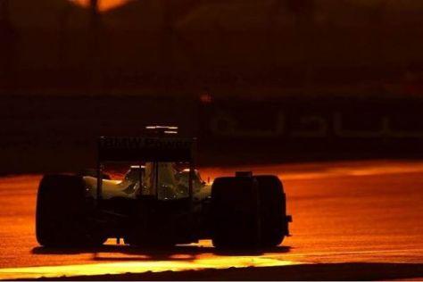 Heidfeld beim Abu Dhabi-Grand-Prix: Das war das letzte Formel-1-Rennen für BMW