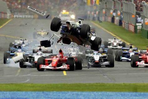 Umfrage: Sicherheit in der Formel 1