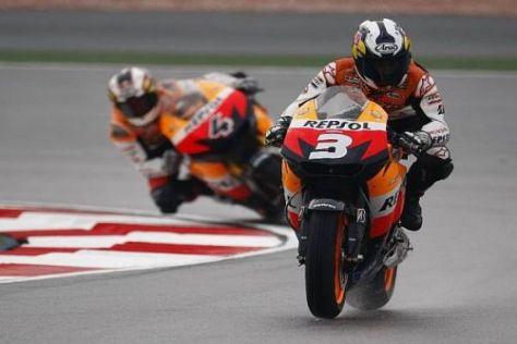 Das Honda-Duo will im Hexenkesseln von Valencia die eigenen Fans versöhnen