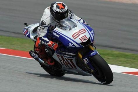 Lorenzo möchte in seiner zweiten MotoGP-Saison Vizeweltmeister werden