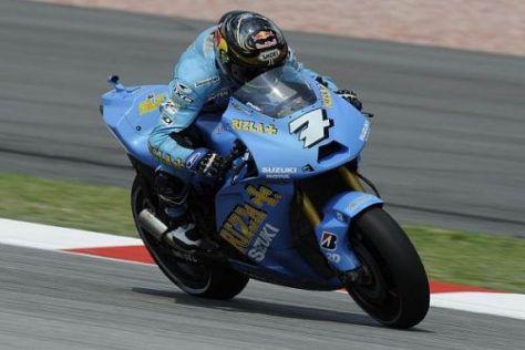Um die Nummer auf dem Bike geht es für Suzuki und Vermeulen zum Abschied