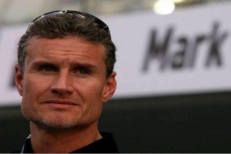 David Coulthard möchte schon bald wieder aktiven Rennsport betreiben