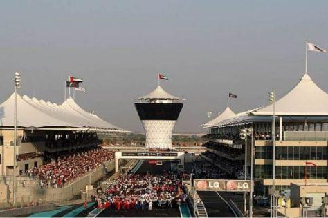 Neue Dimension: In Abu Dhabi wurde die modernste Strecke der Welt gebaut