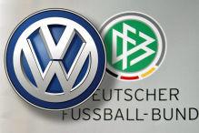 Jetzt sponsert VW den Weltmeister