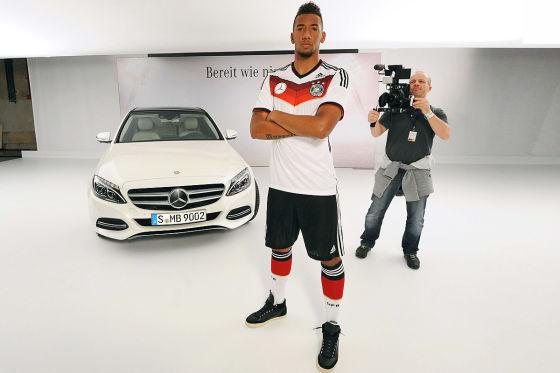 DFB-Sponsor Mercedes