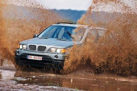Gebrauchtwagen-Check BMW X5