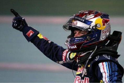 Sebastian Vettel gibt die Richtung vor: 2010 soll es noch weiter nach oben gehen