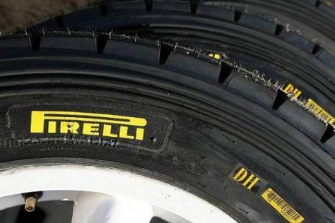 Zukunft offen: Bleibt Pirelli dem Rallyesport auch nach 2010 erhalten?