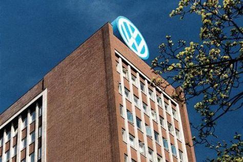 Volkswagen-Anteile