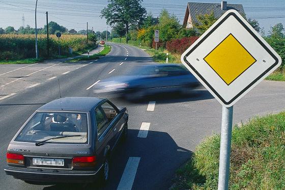 Die sieben Todsünden im Verkehr