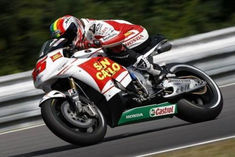 Alex de Angelis und die Saison 2010: Sponsorengelder aus San Marino fehlen