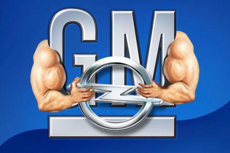 GM will Opel nicht verkaufen