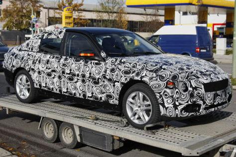 Erlkönig 3er BMW