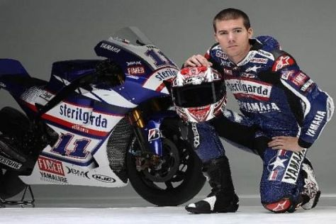 Ben Spies wird in Valencia seinen ersten MotoGP-Einsatz für Yamaha erleben