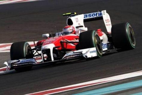 Nach dem Ausstieg: Kamui Kobayashi bekommt seine Toyota-Chence 2010 nicht