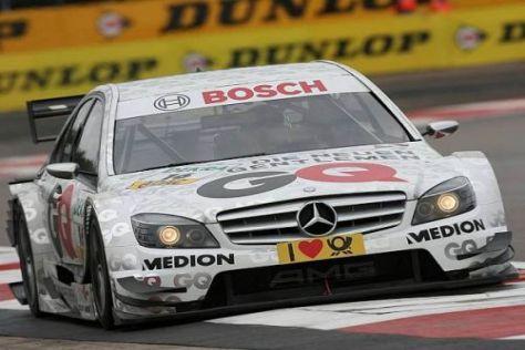 Maro Engel musste seinen Platz bei Mercedes fast für Bruno Senna räumen