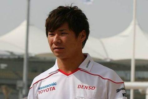 Kamui Kobayashi und Kazuki Nakajima werden von Toyota weiter unterstützt