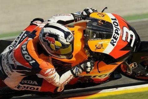 Daniel Pedrosa ist voller Hoffnung für 2010: Titelchancen im kommenden Jahr?