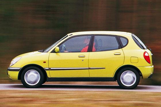 Daihatsu Sirion 4WD