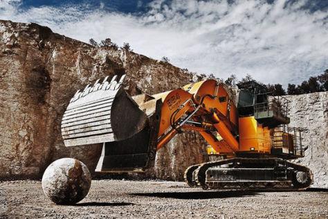 Heavy Equipment Calendar 2010