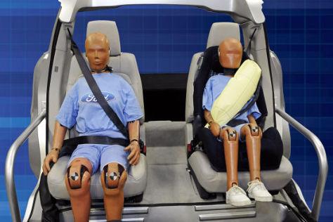 Airbag-Gurt von Ford