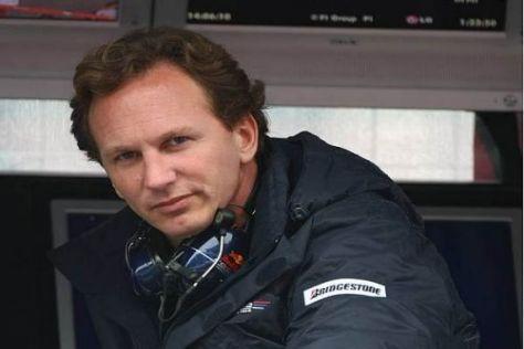 Christian Horner und Red Bull rüsten sich für ein enges Titelduell im neuen Jahr