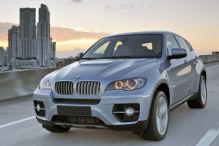 BMW mit Elektro-Boost