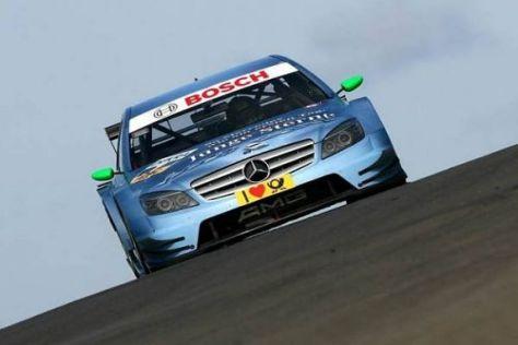 Jamie Green wusste 2009 im Jahreswagen von Mercedes schwer zu überzeugen