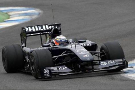 Nico Hülkenberg ist einer der Piloten, die in Jerez Erfahrungen sammeln werden