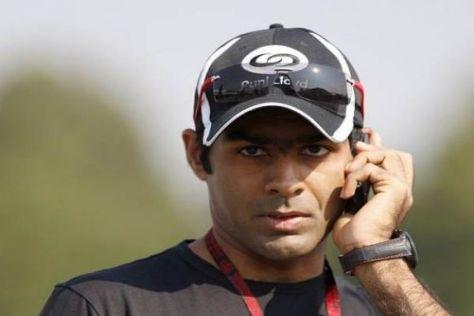 Karun Chandhok zählt zu den Außenseitern auf ein Formel-1-Cockpit