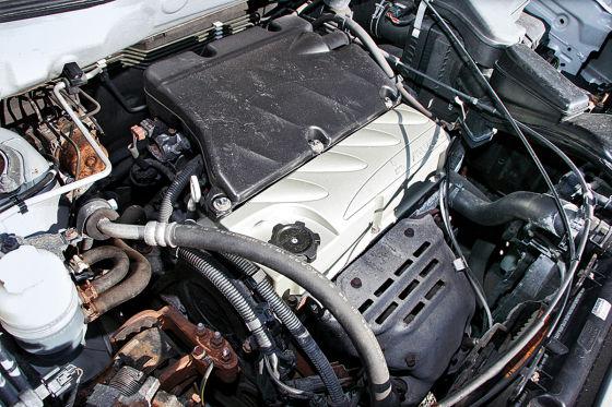 Gebrauchtwagen-Check Mitsubishi Outlander 4WD