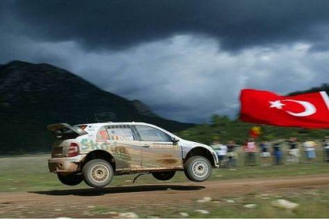 Die Rallye Türkei zieht um: Im April 2010 geht es nach Istanbul