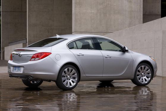2011er Buick Regal CXL