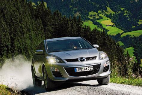 Fahrbericht Mazda CX-7