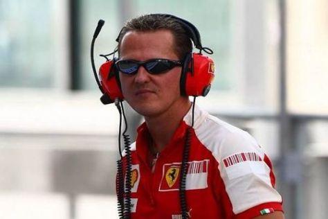 Berater ja, Fahrer nein: Das Comeback von Michael Schumacher platzte