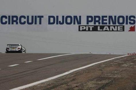 Offenbar legt die DTM im kommenden Jahr keinen Stopp in Dijon ein