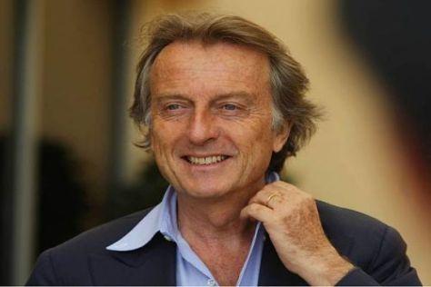 Luca di Montezemolo blickt der neuen Saison ruhig und zuversichtlich entgegen