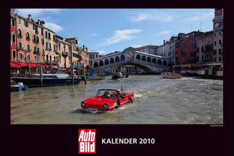 AUTO BILD Kalender 2010